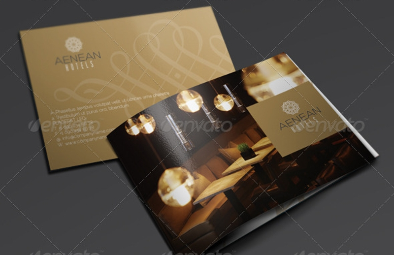 elegance hotel brochure