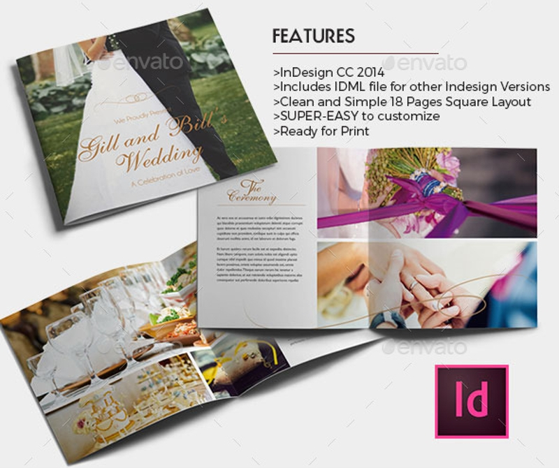 elegant wedding brochure template1