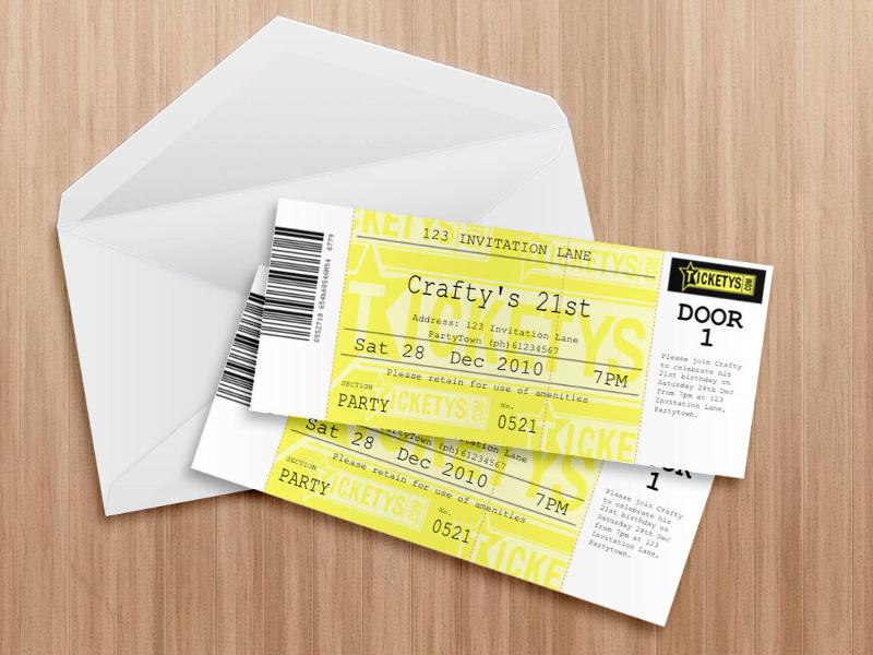 entry ticket invitation1