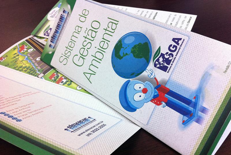 environmental brochure design