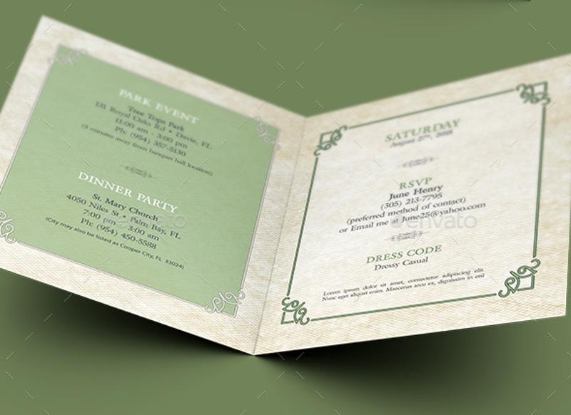 family reunion invitation card1