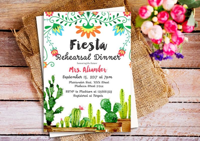 fiesta rehearsal dinner invitation1