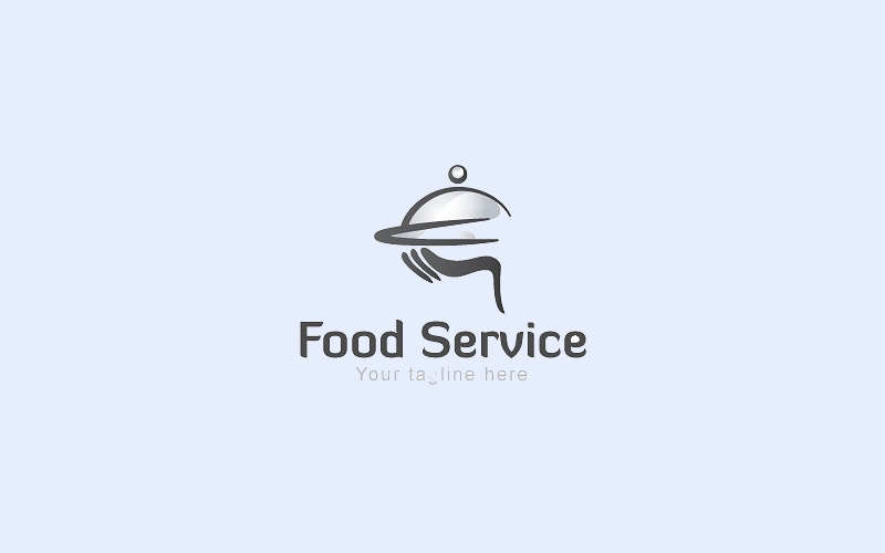 food service catering logo
