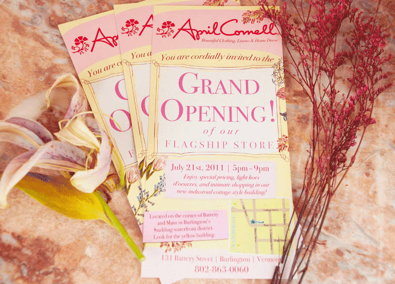 grand opening invitation download