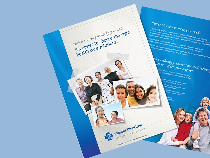 health care solutions brochure