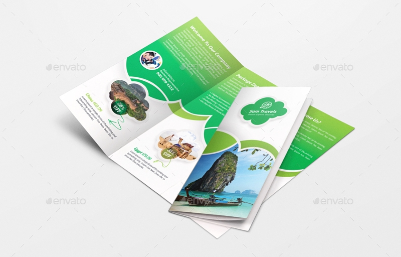 holiday travel trifold brochure1