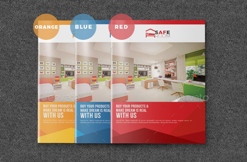 interior product brochure