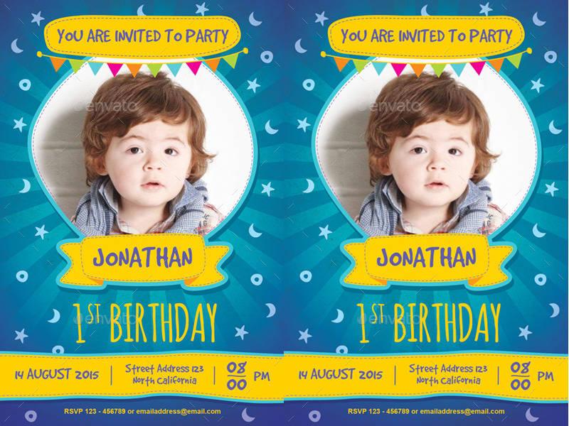 kids birthday invitation4