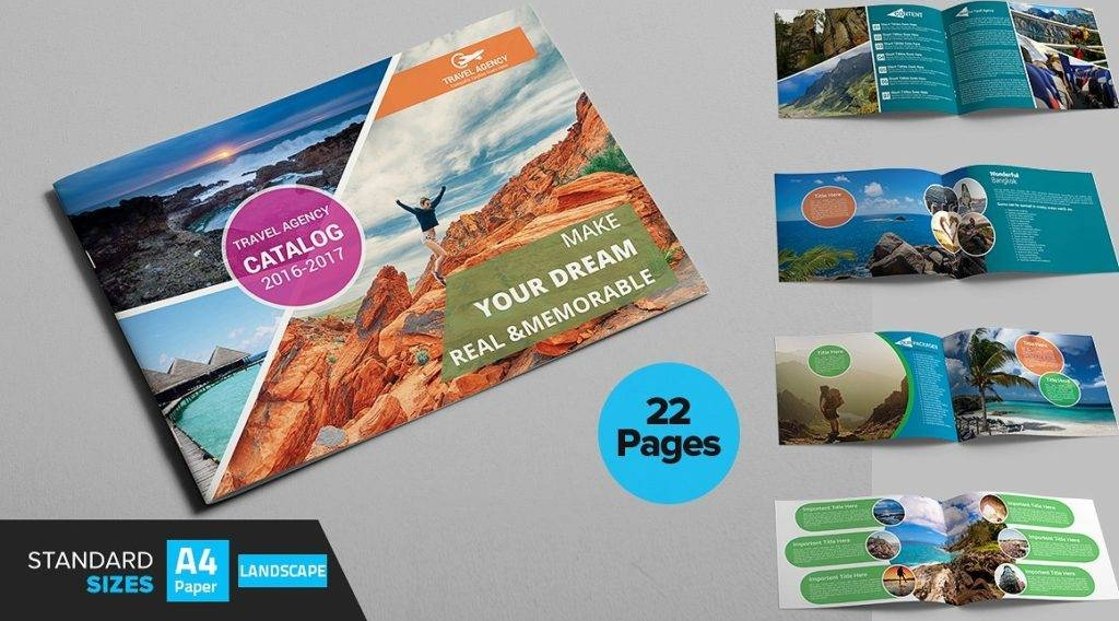 Landscape Travel Agency Catalog
