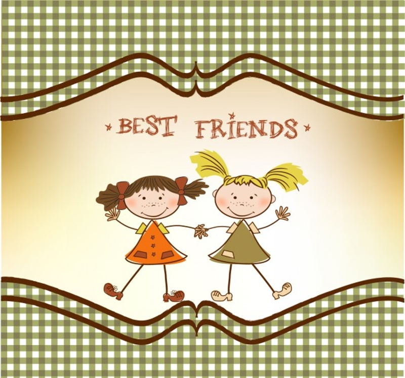 let us be best friends forever
