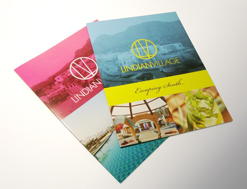 lindian village resort brochure