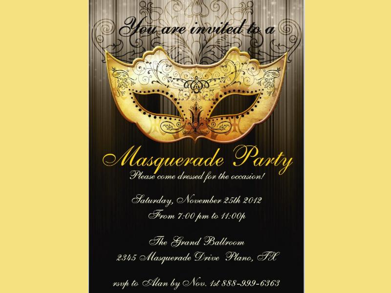 masquerade party celebration1