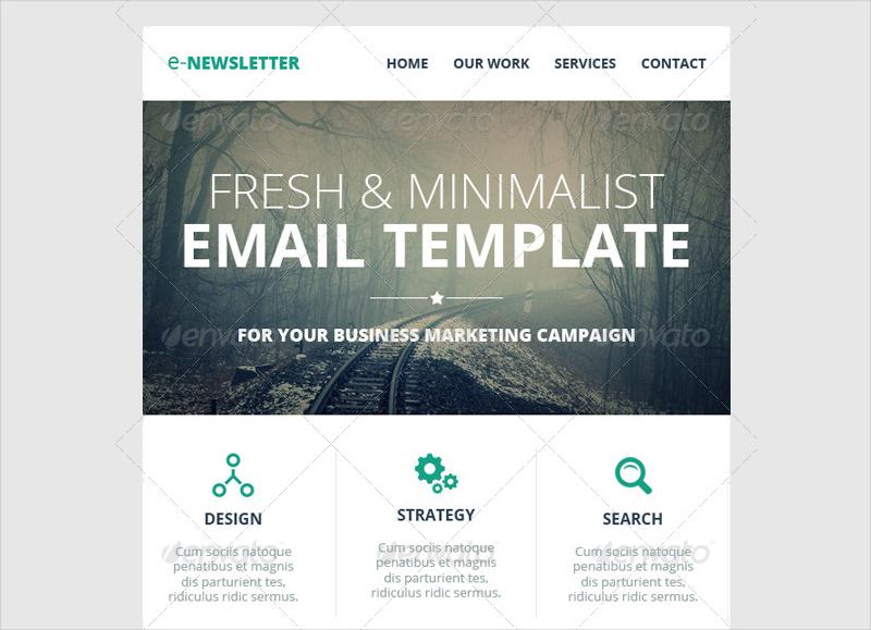 multipurpose email branding