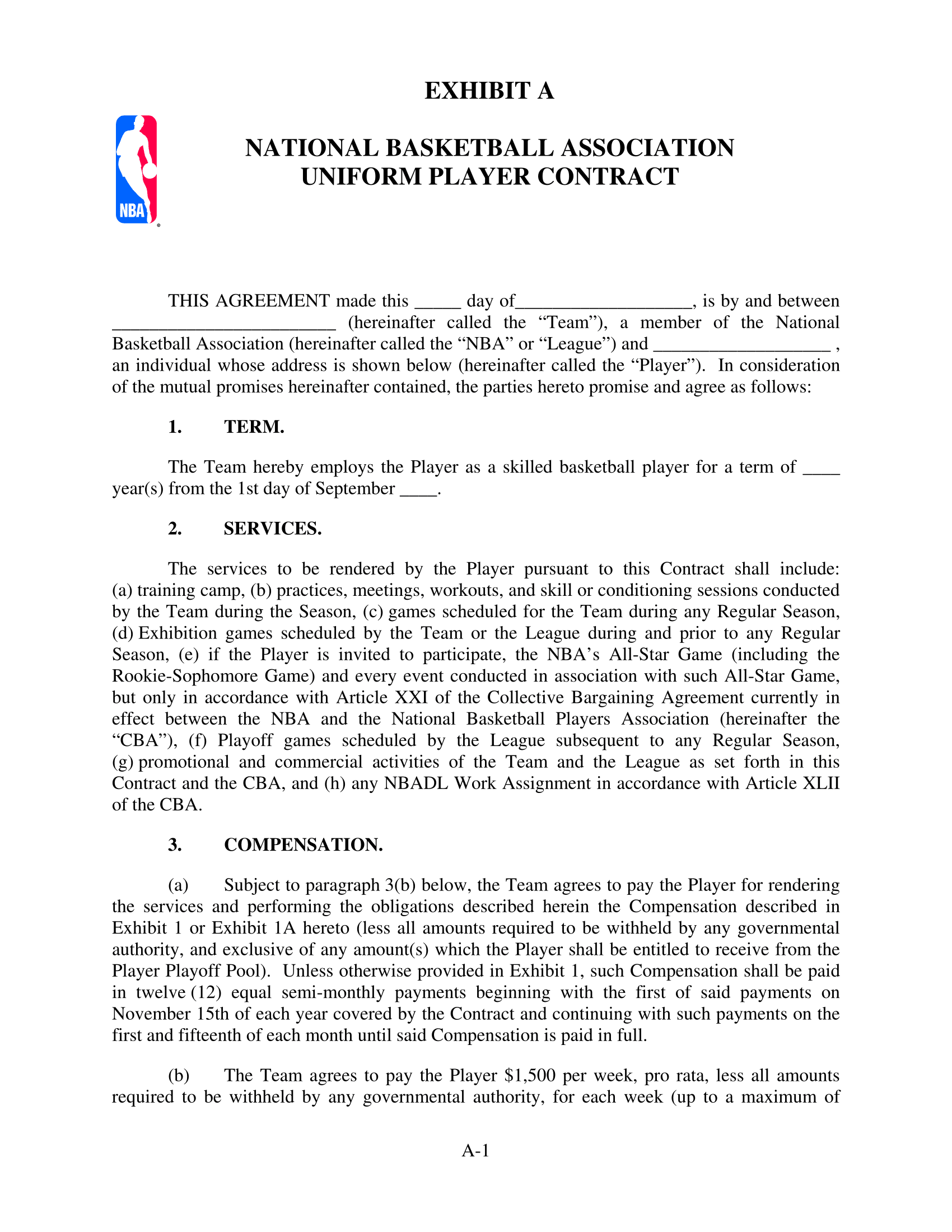 nba uniform player contract 01