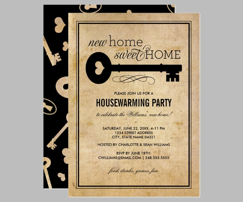 new housewarming invitation