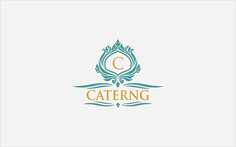 online catering logo