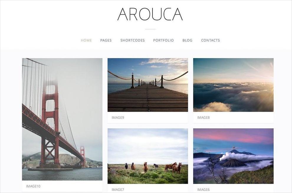 photo art portfolio
