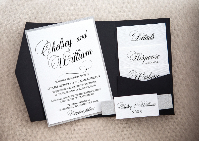 printable pocket invitation