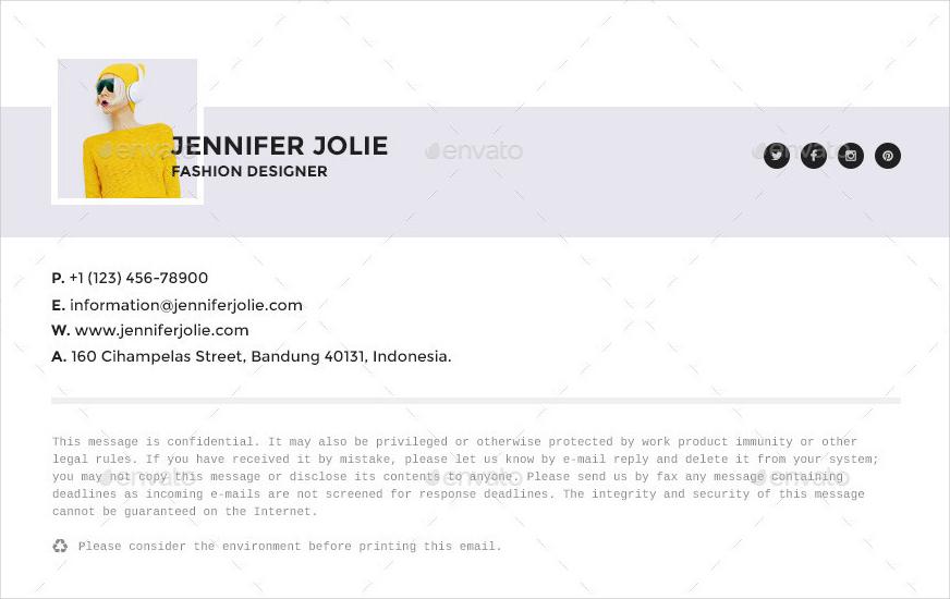 professional email signature1