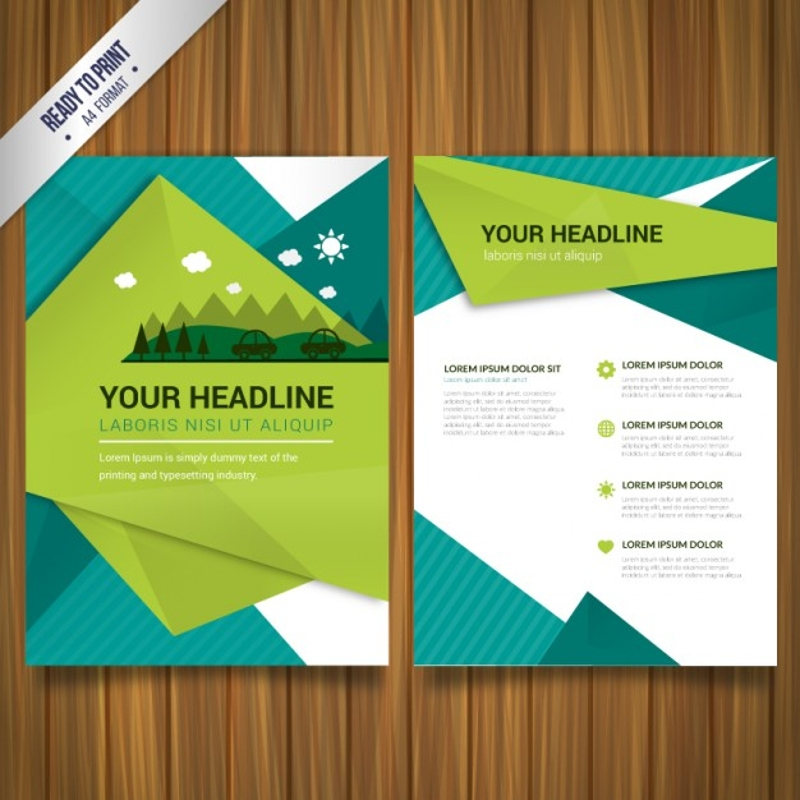 FREE 13+ Environmental Brochure Designs in PSD | AI | EPS ...