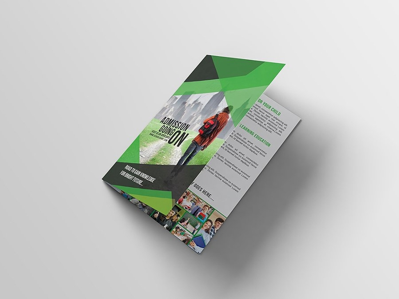 school education bi fold brochure1