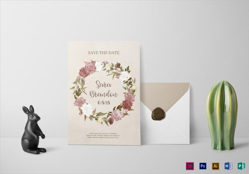 silver glitter vintage wedding invitation