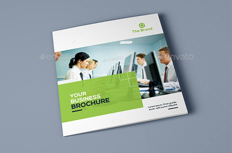 square corporate brochure