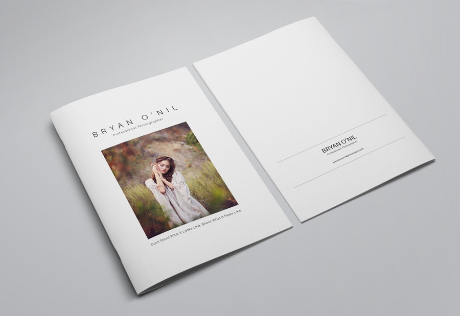 Stylish Photography Portfolio