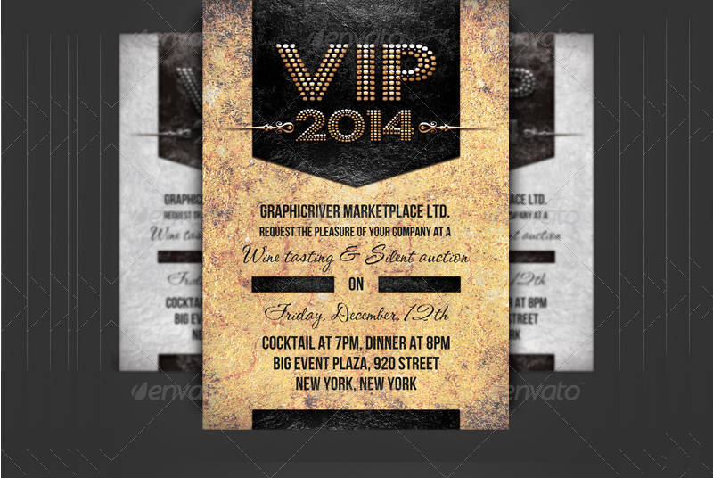 vip pass corporate invitation1