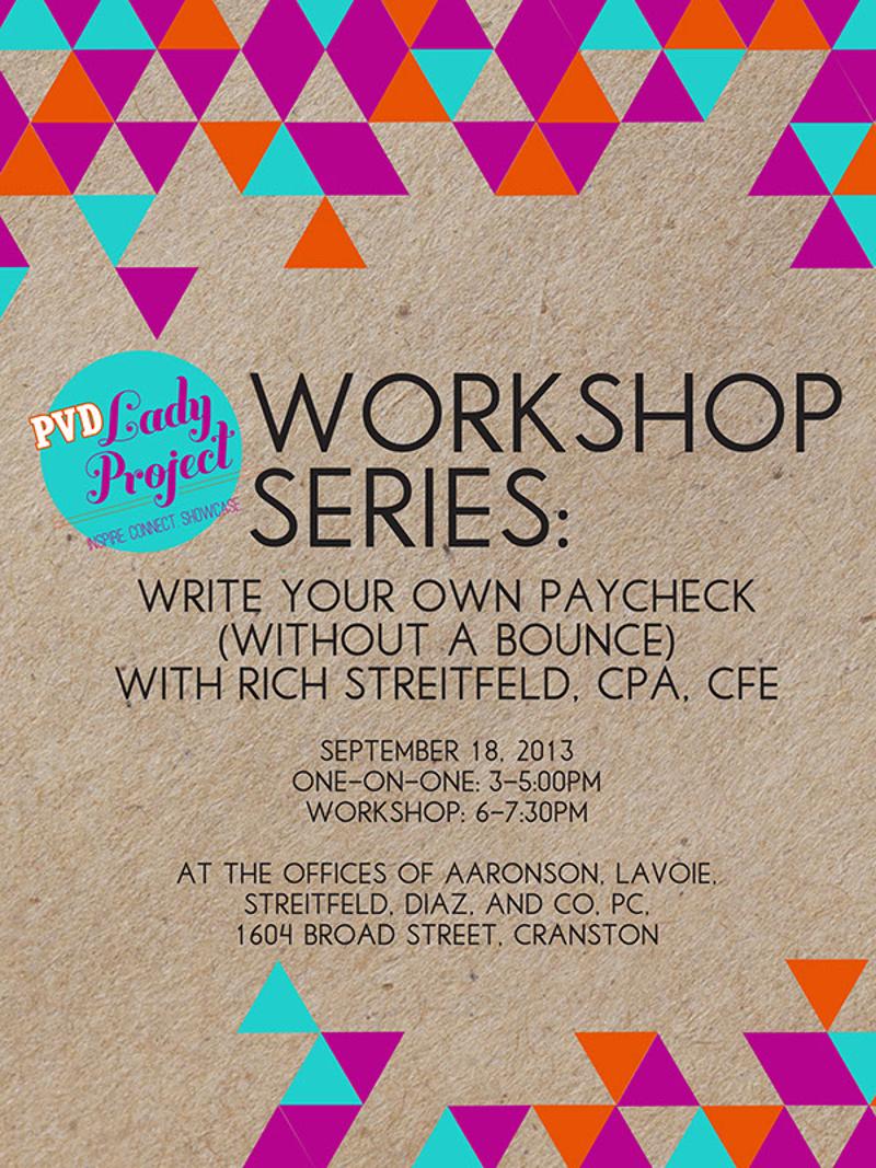 workshop series invitation