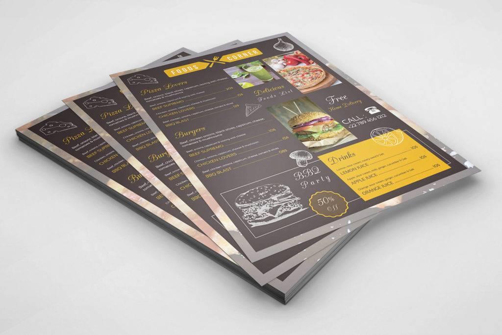 food menu 1024x683