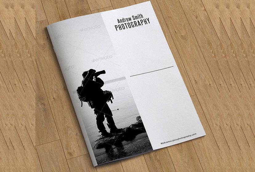 photo brochure