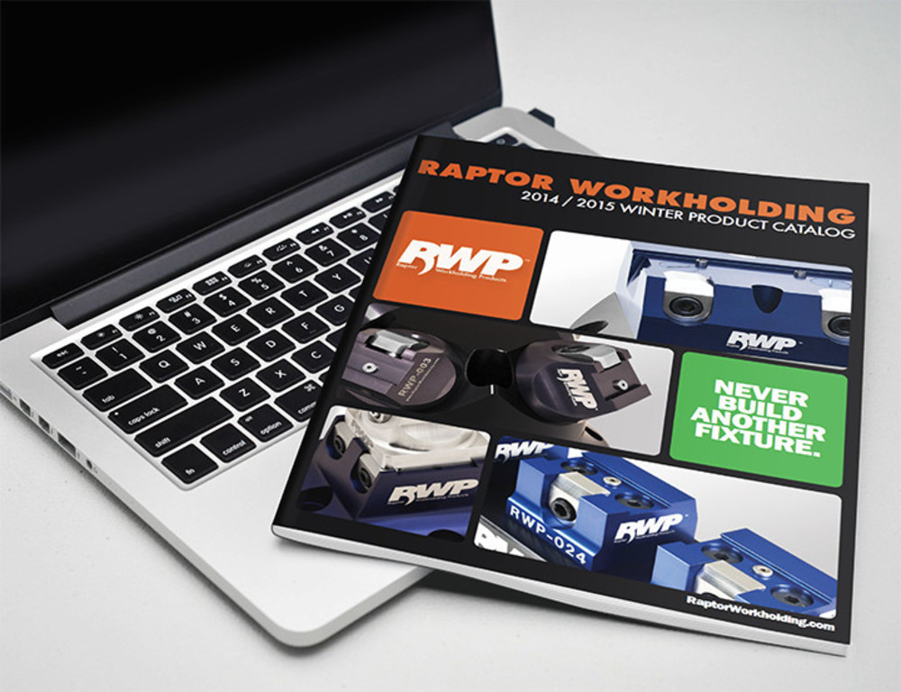 raptor workholding catalog