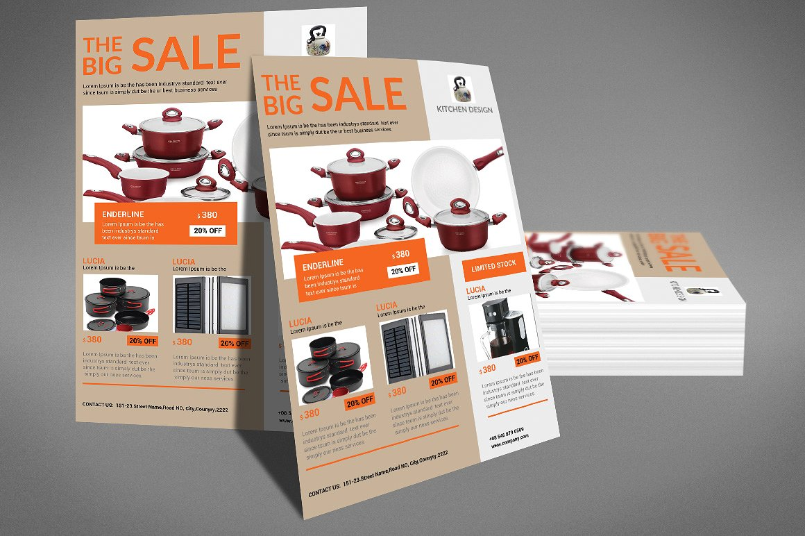 free 24  product promotion flyers in publisher