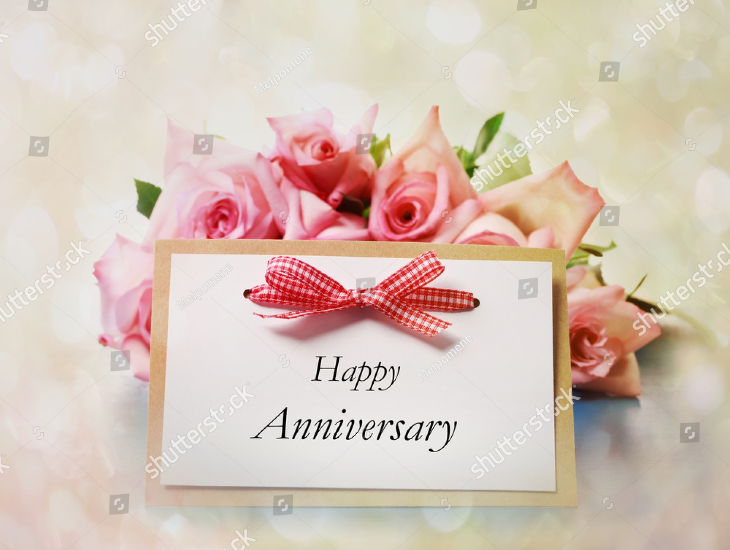 Examples of anniversary greeting cards