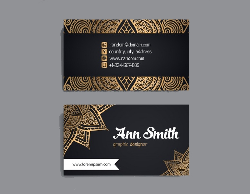 black luxury business cards1