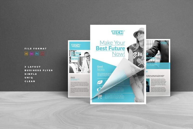 Advertisement Flyer Designs  Examples  Psd Ai Vector Eps