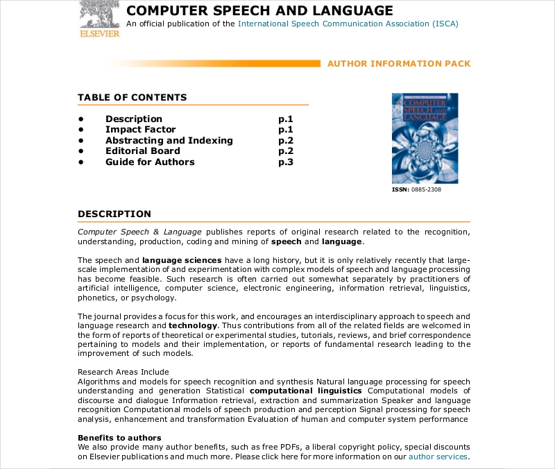 FREE 13+ Examples Of Elevator Speech In PDF