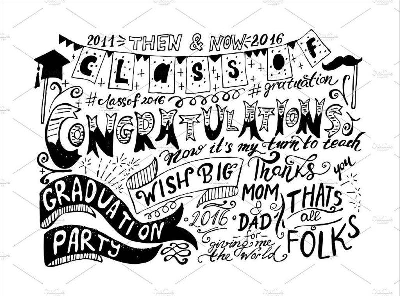 doodle graduation greeting card1