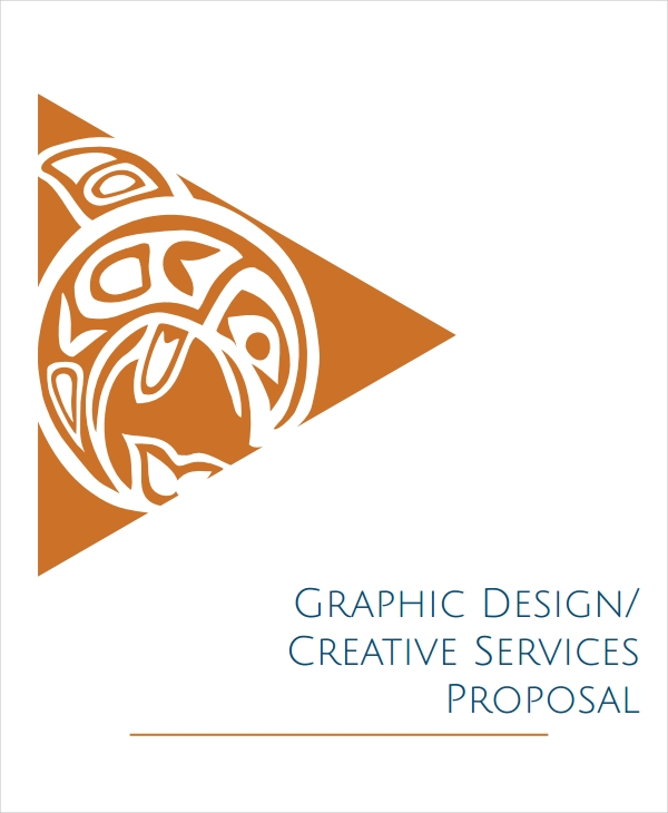 graphic design creative services proposal1
