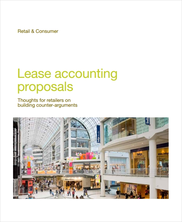 lease accounting proposal
