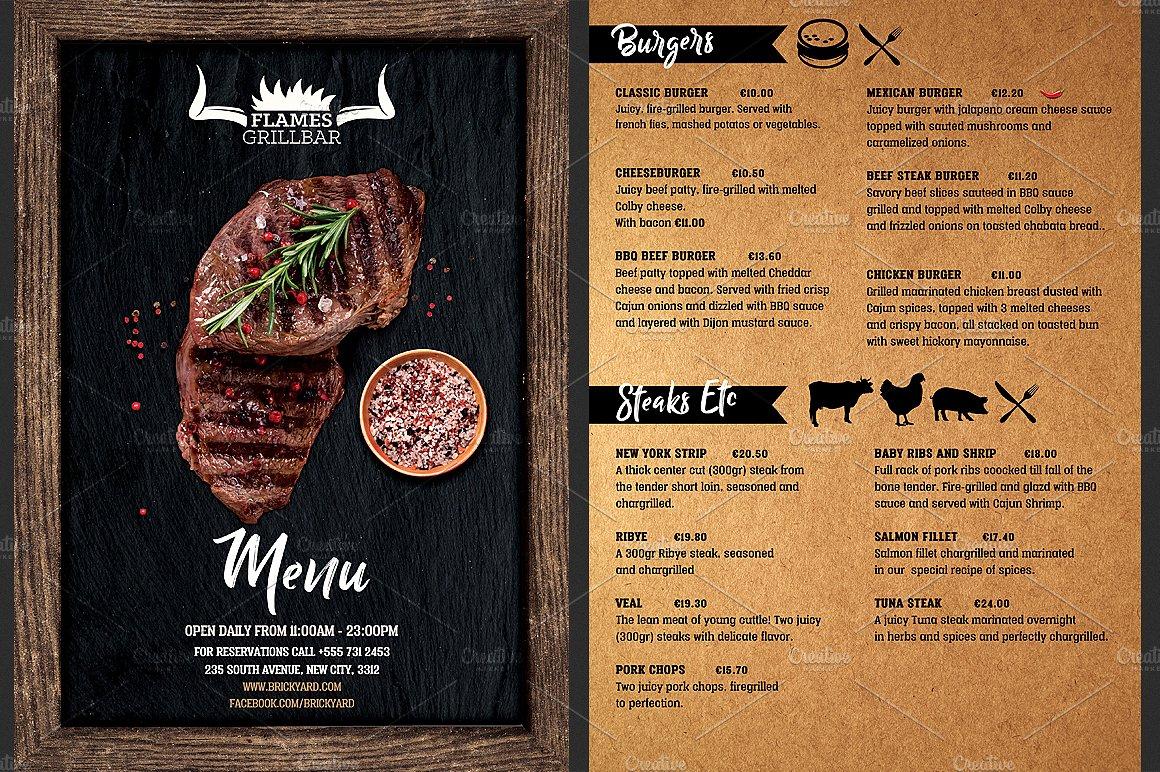Best Restaurant Flyer Templates
