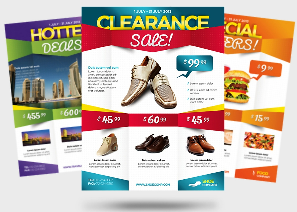 19 Product Promotion Flyer Designs Examples Psd Ai Vector Eps