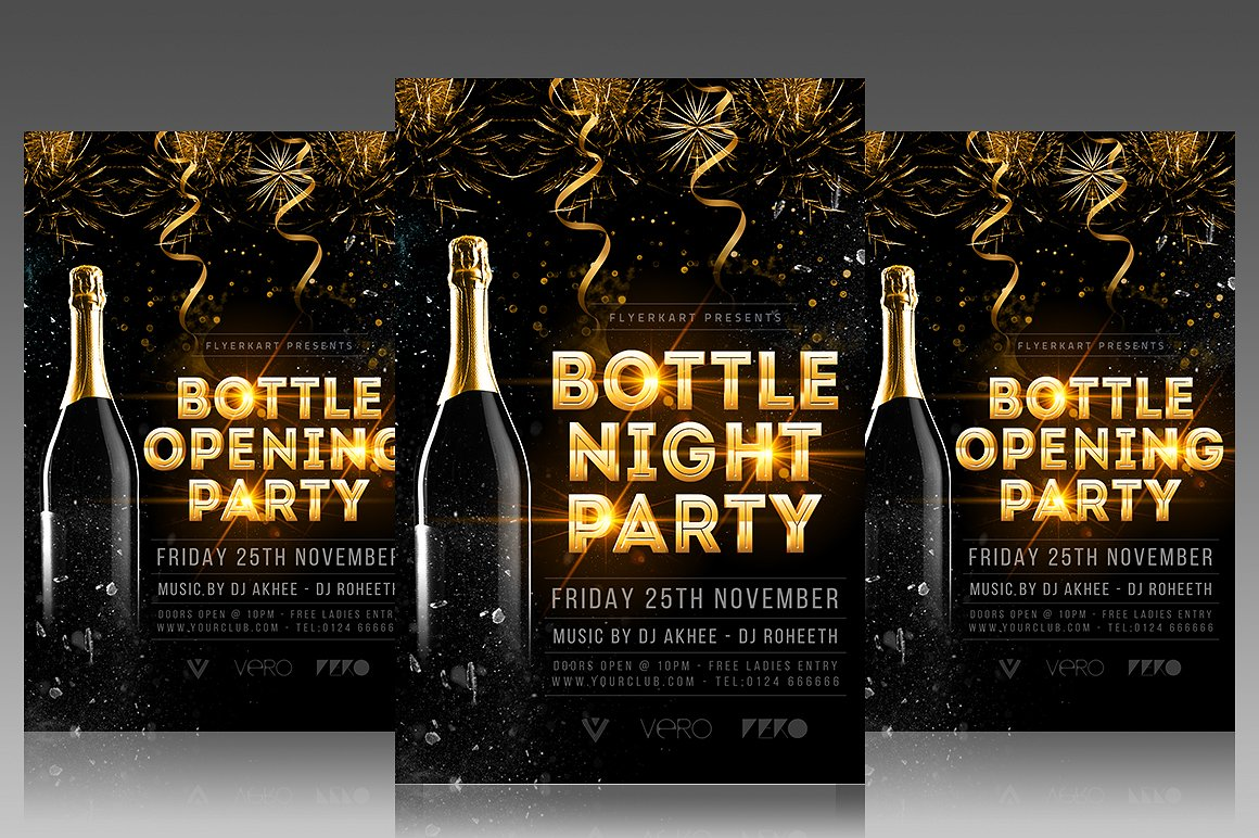 10 grand opening flyer templates
