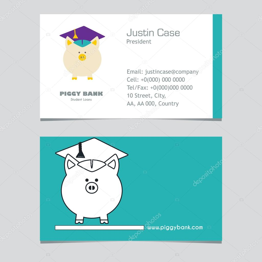 9+ Student Business Card Designs & Examples - PSD, AI, Vector EPS