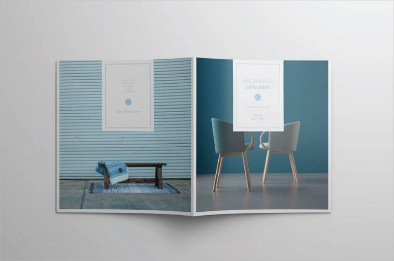 blue multipurpose catalog