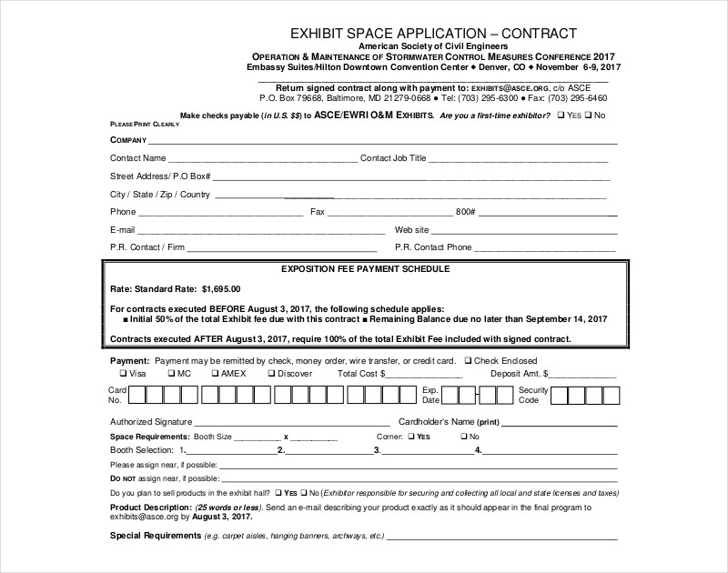 editable operation contract
