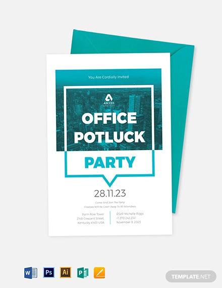potluck office