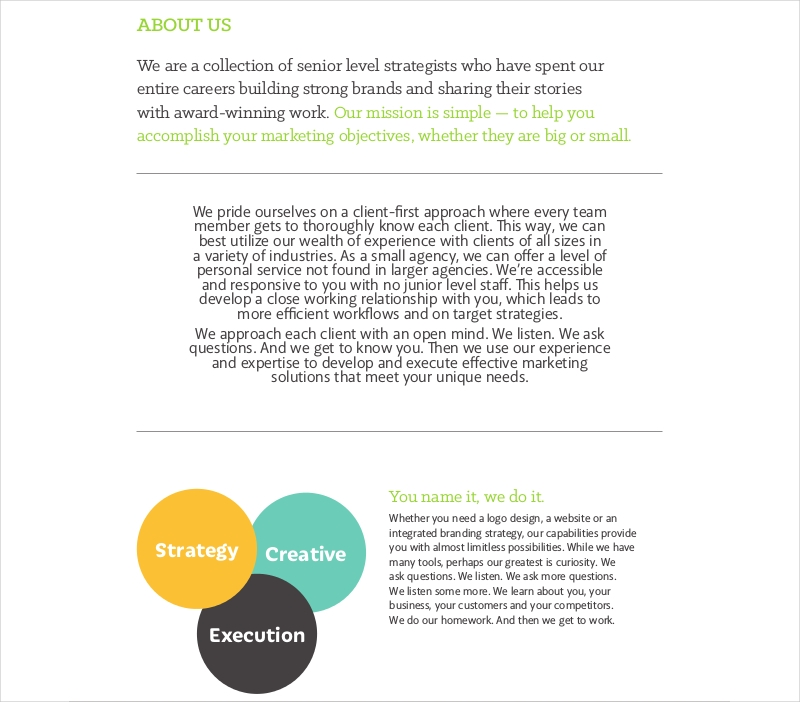 11 Branding Proposal Examples Pdf Doc Pages