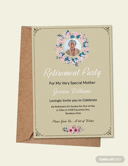 retirement party invitation1